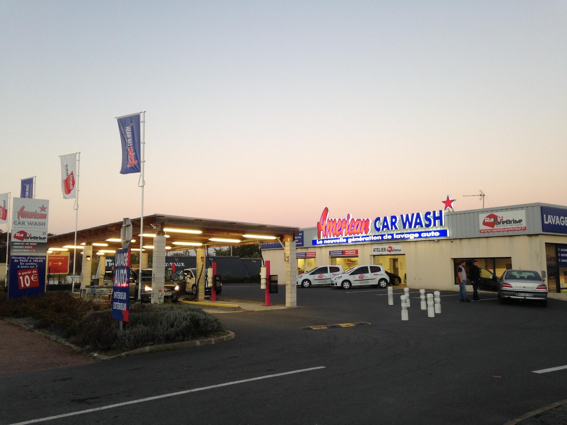 american car wash fleury s orne station lavage automobile. Black Bedroom Furniture Sets. Home Design Ideas